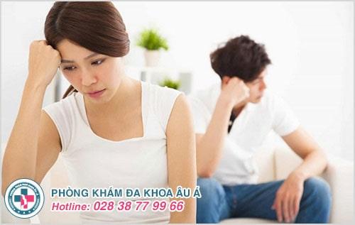 Nức nở vì chồng chán, chồng chê âm đạo rộng