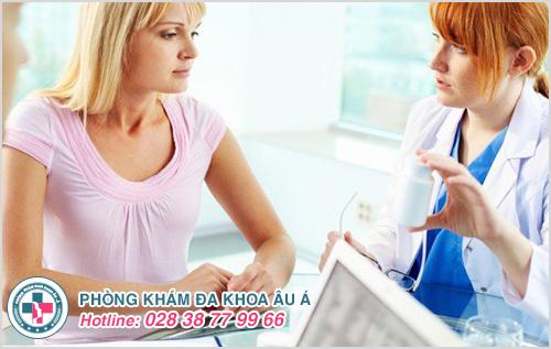 Những thông tin về đốt viêm lộ tuyến cổ tử cung