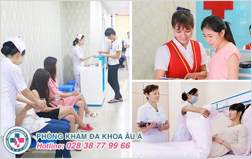 Bệnh viện phụ khoa nào uy tín chất lượng tại tp.hcm