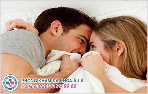 Tăng khoái cảm tình dục hơn khi thu gọn môi bé