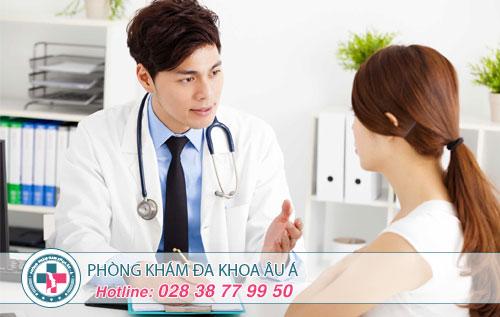 Bác sĩ tư vấn phụ khoa giải đáp nhanh chóng, miễn phí