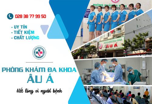 Bệnh viện phụ khoa uy tín tại TPHCM