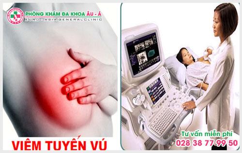 Biểu hiện và cách điều trị bệnh viêm tuyến vú