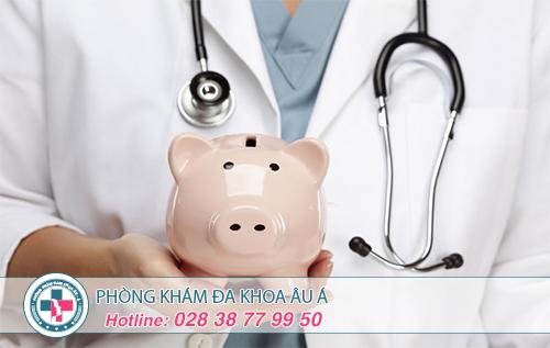 Chi phí chữa polyp cổ tử cung có đắt không?