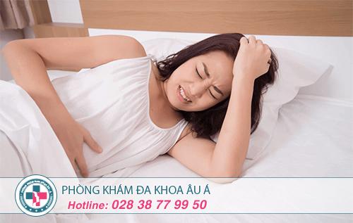 Điều trị đau bụng kinh hiệu quả