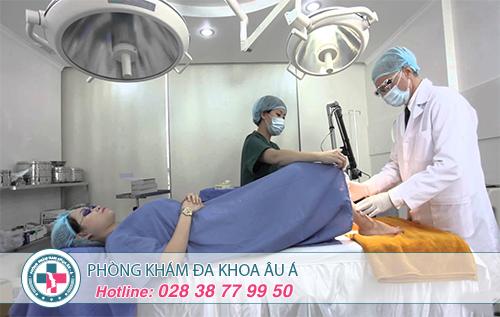 Dao Leep - lựa chọn tốt  để điều trị viêm lộ tuyến cổ tử cung