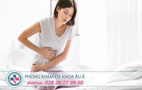 Đau bụng dưới bên phải ở nữ là dấu hiệu bệnh gì?