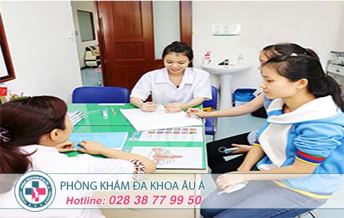 Địa chỉ điều trị u xơ tử cung  TP.HCM