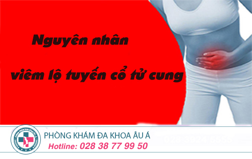 Những nguyên nhân viêm lộ tuyến cổ tử cung chị em cần cảnh giác